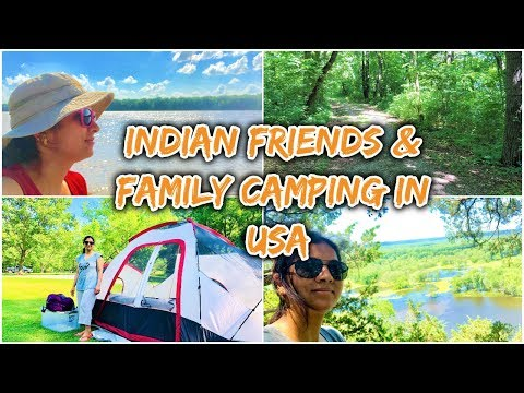 Camping In Forest of America || Indian family in USA || Indian mommy vlogger || Hope you Relate ||