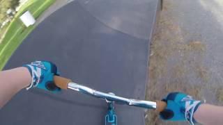 near death at skate park *cops called*