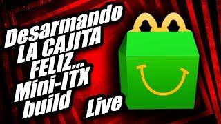 Desarmando la cajita Feliz live... Droga digital