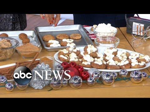 Download Youtube: Ayesha Curry and Anthony 'Spice' Adams kick off the annual 'GMA' cookie search
