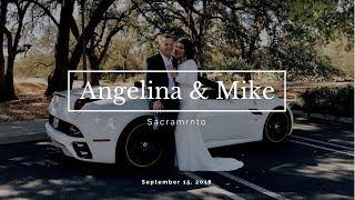 Angelina & Mike Wedding in Sacramento