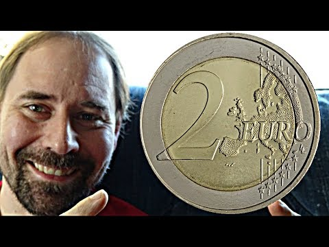 Luxembourg 2 Euro 2018 Coin (Constitution of Luxembourg)