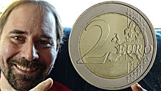 Luxembourg 2 Euro 2018 Coin - Constitution of Luxembourg