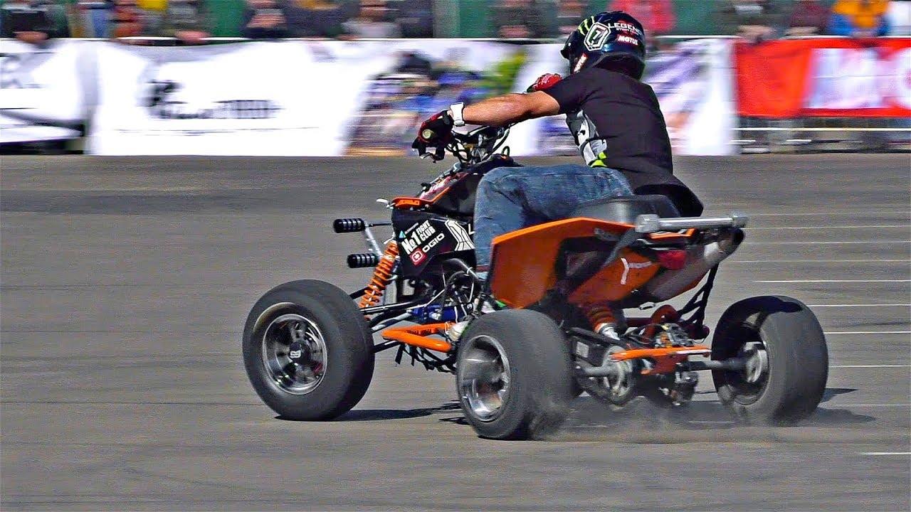 4WD ATV in Off-Road race   Zante