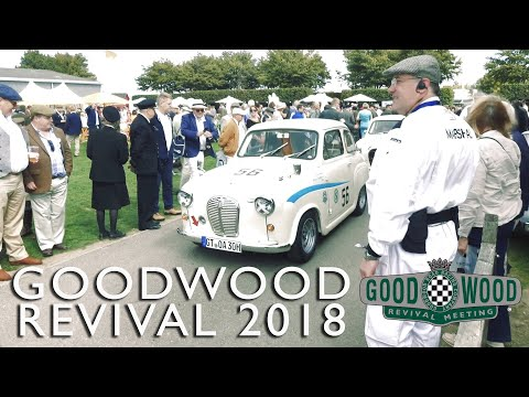 Scalextric | Goodwood Revival 2018