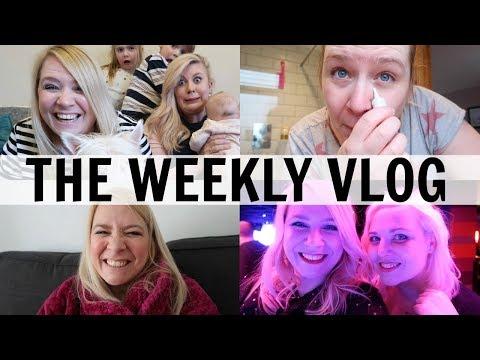 WEEKLY VLOG 9: Louise, Shangela & Disasters!