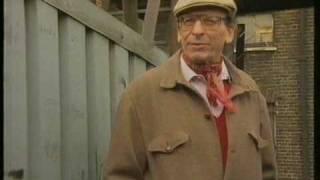 Emanuel Litvinoff on the Jewish East End of London - 1992