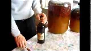 Домашнее виноделие. Как сделать вино из шиповника зимой
