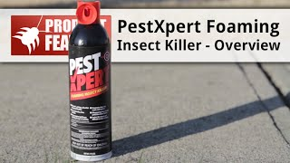 PestXpert Foaming Insect Killer - Product Overview