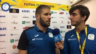 POST PARTIDO vs SC Braga | Solano