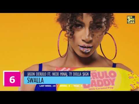 UK Singles Chart Week Of May 6, 2017 Top 50 Lagu Terbaru Terpopuler