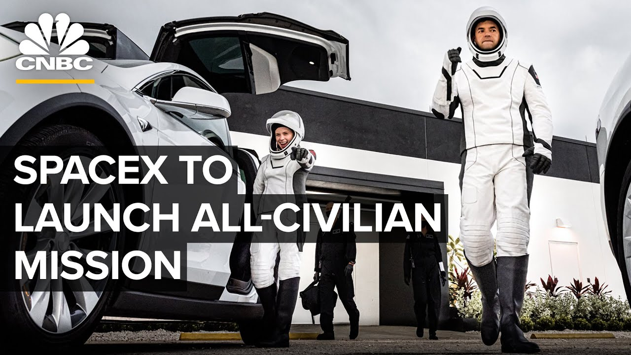 Download SpaceX to launch four civilians to orbit in mission known as Inspiration4 — 9/15/21