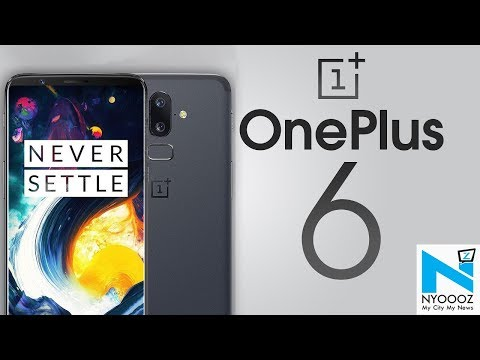OnePlus 6 Launch Event | One Plus 6 - The Speed You Need Live Launch Event