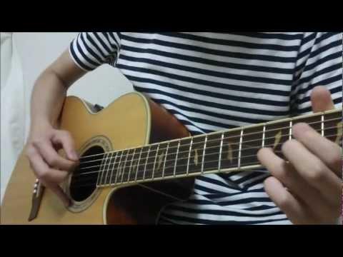 BUMP OF CHICKEN 「ギルド」ソロギター music