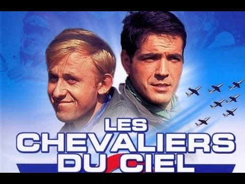 Serie Les Chevaliers Du Ciel 1967 Episode 1/13 saison 1 avec Christian Marin et Jacques Santi