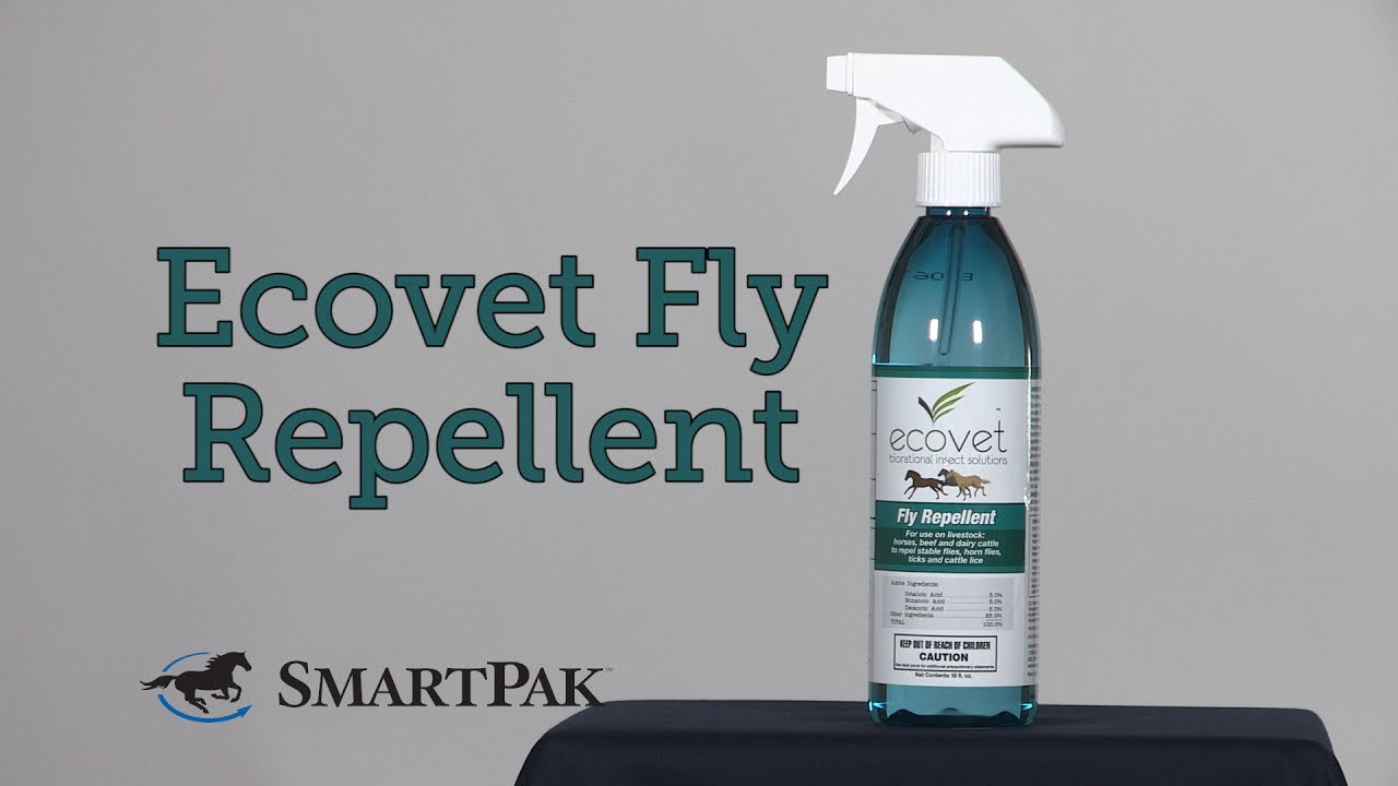 Ecovet Fly Repellent Review
