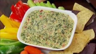 Velveeta And Ro*tel Cheesy Spinach Bacon
