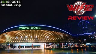 Wrestle Kingdom 12 Review - The Alleged Wrestling Podcast Clip