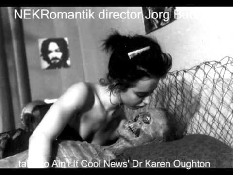 NEKROmantik director Jorg Buttgereit talks to Ain't It Cool News' Dr Karen Oughton