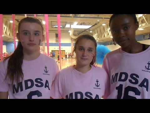 Mary Grace Goyena, Kelsey Miller and Chidinma Onukwugha interview