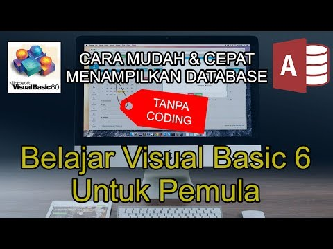 Cara Coding Visual Basic