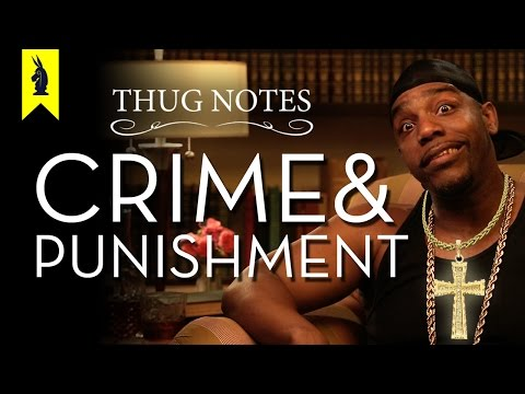 Thug Notes: Sparky Sweets, PhD Looks At 'Crime And Punishment' (VIDEO)