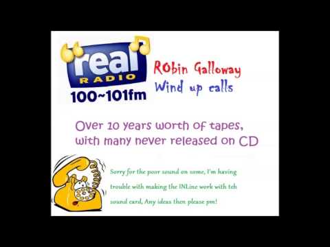 Robin Galloway Real Radio Wind up No83: Mrs Chin