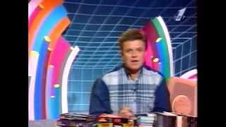 Денди Новая Реальность: телеканал ОРТ, 28 выпуск [22 декабря 1995]