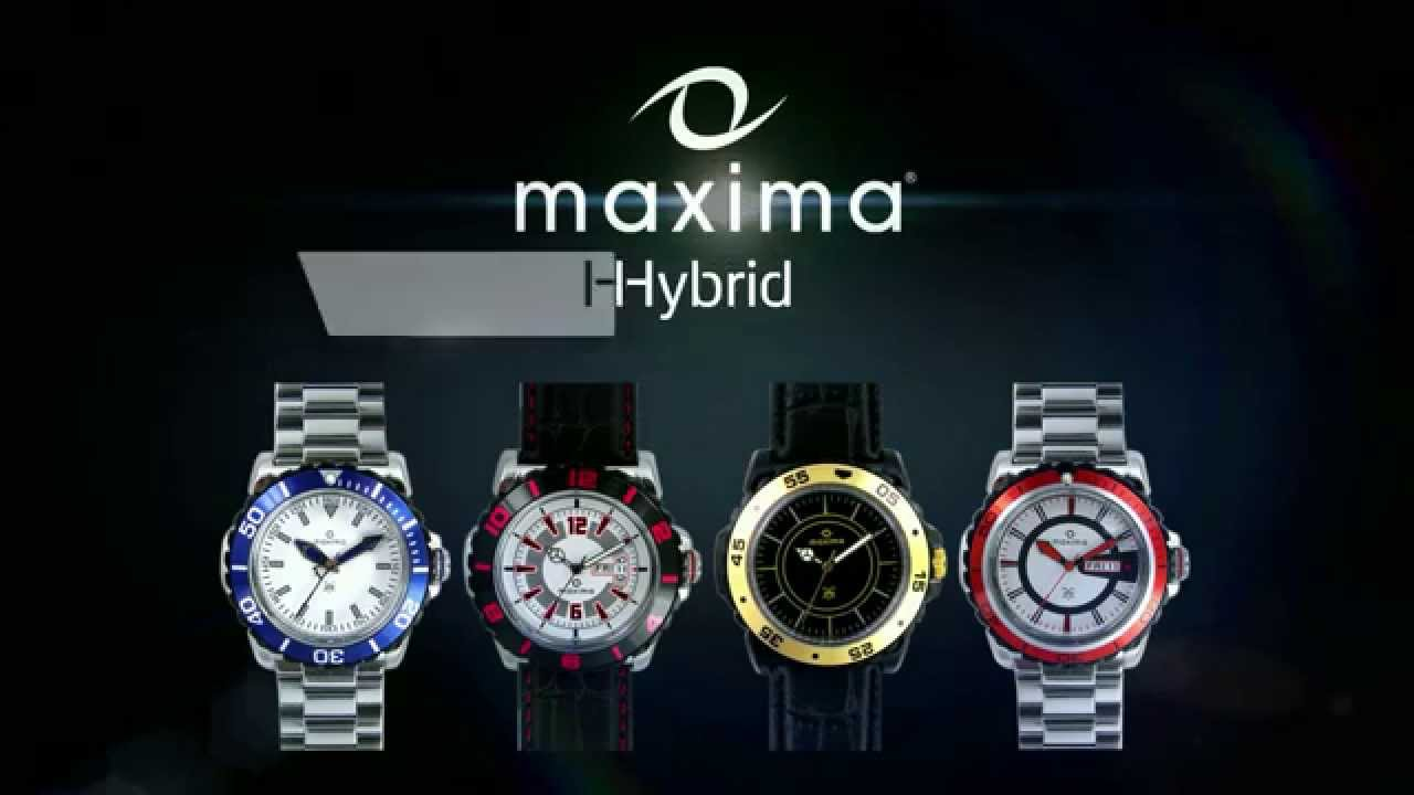 home watch maxima wrist ego clocks watches promotional office