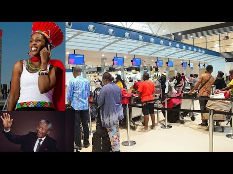 Finally Ghanaian Citizens to visit South Africa Visa free