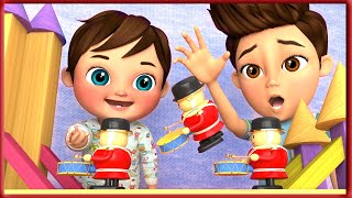 Mommy Sick Song , Baby Sick Song  | Sign Language For Kids | Kids Cartoon | Banana Cartoon | ASL