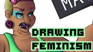 How to Draw a Feminist