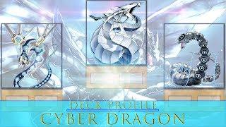 Deck Profile BUDGET Cyber Dragon - May 2019 Yu-Gi-Oh!