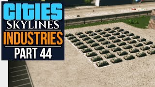 Cities: Skylines Industries | THE ELON MUSK OF MANAGEMENT GAMES (#44)