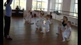 обучение хореографии для детей