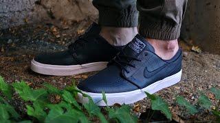 Nike SB Blue Croc Janoski QS \u0026 2