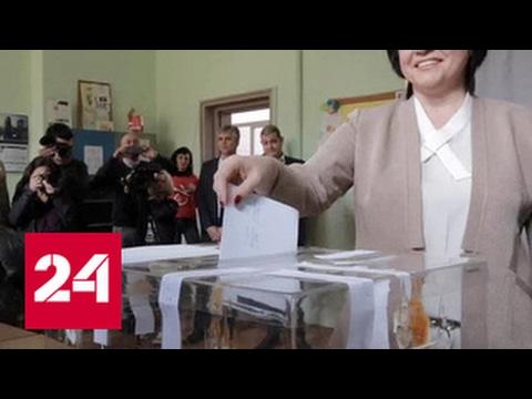 В болгарский парламент прошло шесть партий