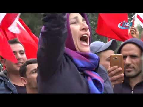 Türk askerini KKTC'de ve Afrin'de işgalci olarak nitelendiren TÜRK düşmanı