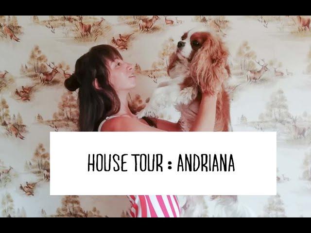 HOUSE TOUR: ΑΝΔΡΙΑΝΑ ΚΑΤΣΙΚΗ