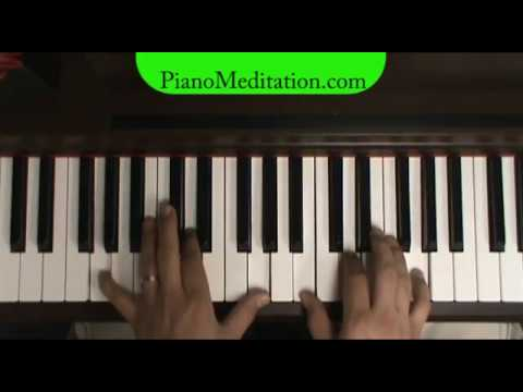 10,000 Reasons  How to Play Contemporary Christian Piano