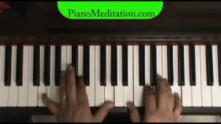 10,000 Reasons - How to Play Contemporary Christian Piano