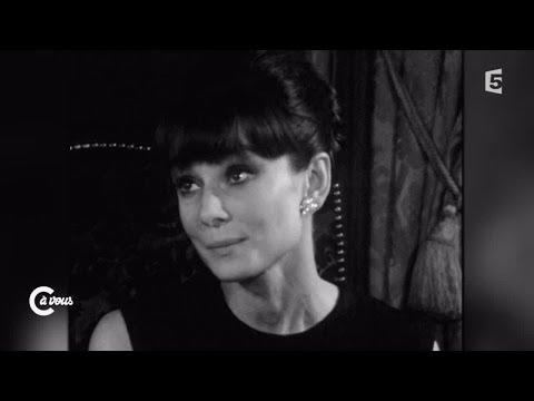 Audrey Hepburn, grâce et modestie - C à vous - 10/10/2014