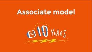 Скачать 10 Years Together Associate Model