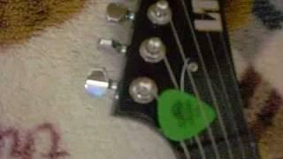 my new guitar esp ltd ex 50