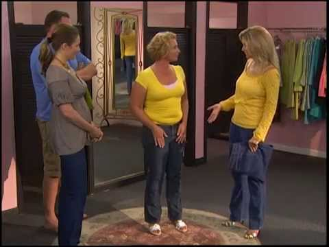19ac388cd4423 Kymaro Curve Control Jeans - YouTube