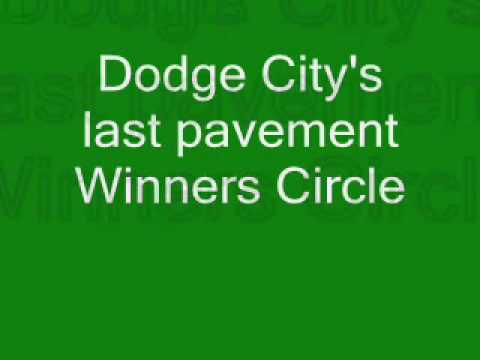 Dodge City Raceway Park Last Pavement Race