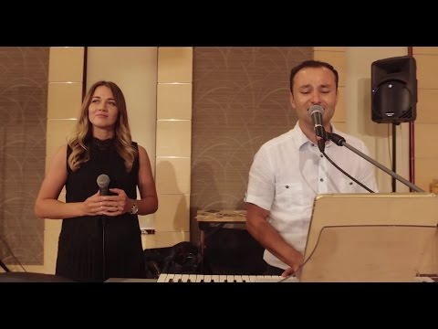 Alin si Emima Timofte - Din dragoste te-am ales (live video nunti 2016)