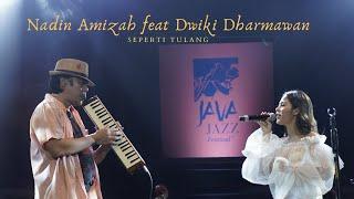 Nadin Amizah feat. Dwiki Dharmawan - Seperti Tulang | Live at Java Jazz Festival (JJF) 2020