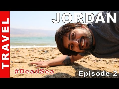 Jordan travel Episode 2 ft  Indiana Jones and dead sea