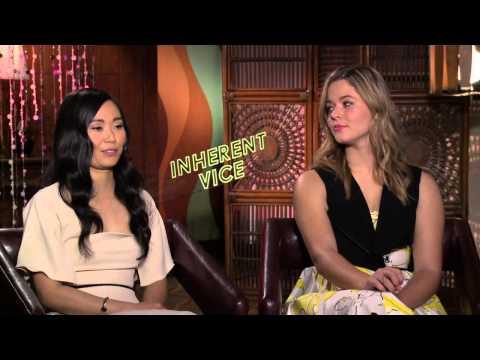 Inherent Vice: Hong Chau & Sasha Pieterse  Movie